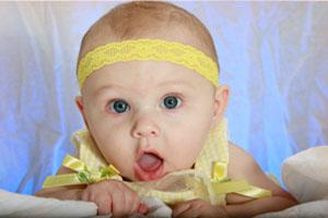 Ребенок в четыре месяца